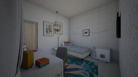family living - Kids room  - by zaryah123