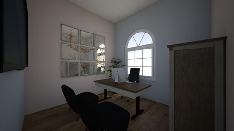 oficina - Office  - by iuw_slimIII