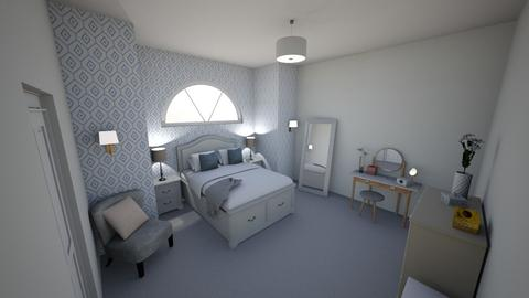 Bedroom - Modern - Bedroom  - by El2002
