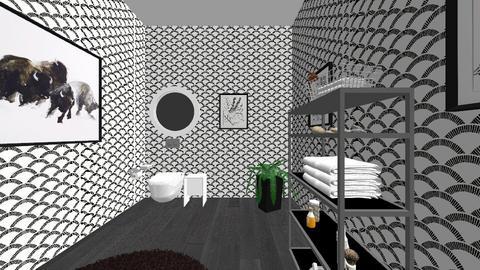 Bathroom 1 - Bathroom  - by Hannahklimek