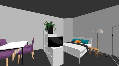 kamer 3 - Living room  - by esmeevz
