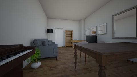 Living room v4 - Living room  - by kochhann