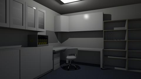 MedicineRoom - Office  - by fourier2