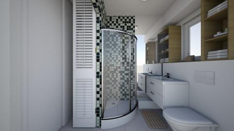 New SdB - Minimal - Bathroom  - by Emma42