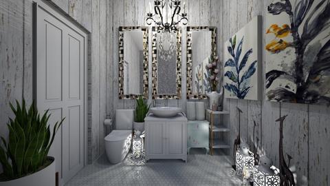 guest bathroom 40 - Bathroom - by GeGe Kanthip
