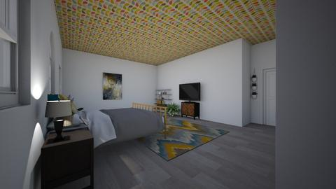 simplicty - Modern - Bedroom - by joyflick