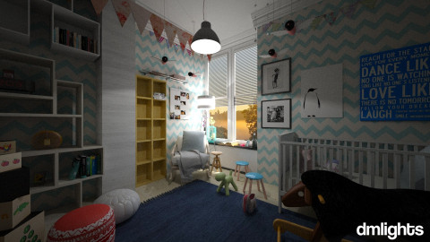 bolden sunshine - Modern - Kids room  - by DMLights-user-982918