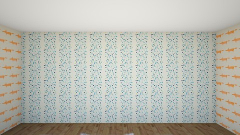 wall paper only - by Izabella Nahas