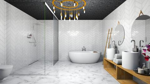 Marble - Bathroom  - by Tennessee