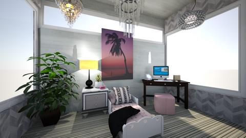 Girl room pt2 - Bedroom  - by Haylies_rooms