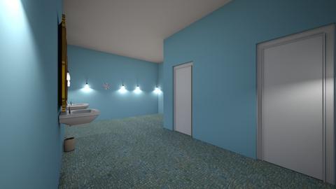 bathroom - by NasKidd