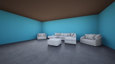 sweet spot - Living room  - by montgbro