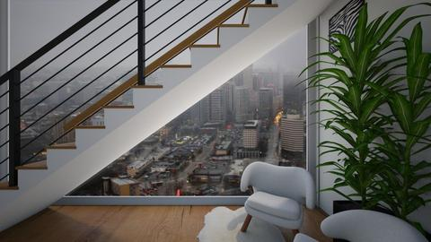 staircase - by ObsessedDiys
