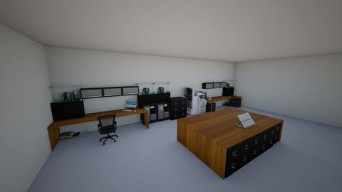 Print Shop - Office  - by lentoco