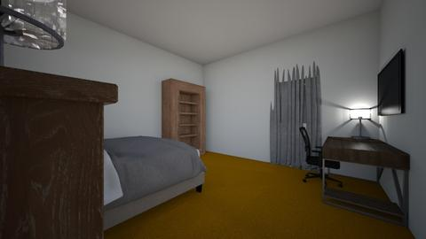My room1 - Bedroom  - by Cameron Lake