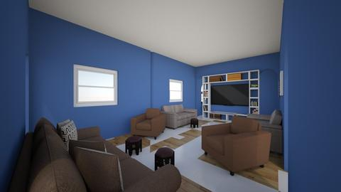 AA - Living room  - by ahmed1234