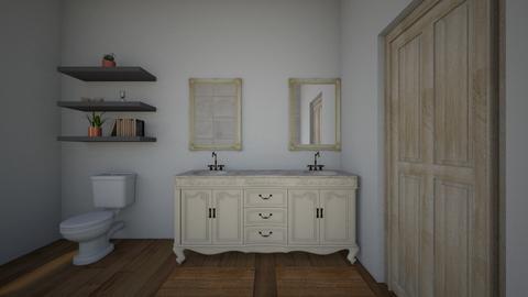 Master Bath - Bathroom  - by sierra11