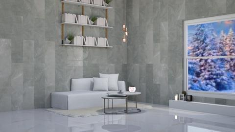Winter - Classic - Living room  - by Ari_adnos