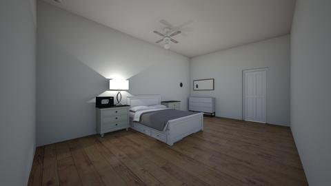guest bedroom - Modern - Bedroom  - by lelandJ889