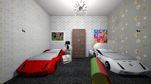 Kids room - Kids room  - by Fire_flip33