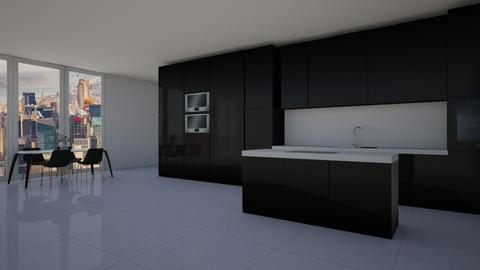 Kitchen - Minimal - Kitchen  - by PuddingPi