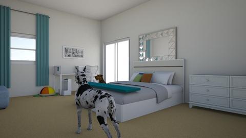 my room - by natasha2767