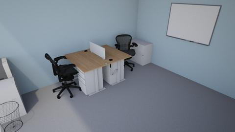 Aeron - Office  - by nickicter