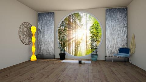 Yogo studio - by Pompompudding