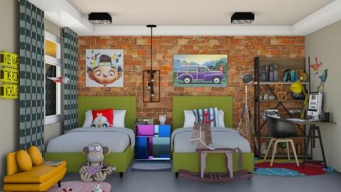 kids room - Kids room  - by aletamahi