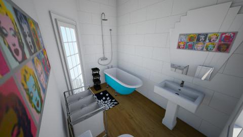 131 Bathroom - Eclectic - Bathroom - by rachelbbridge