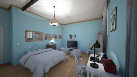 Monserratte 2 - Vintage - Bedroom  - by montoym20