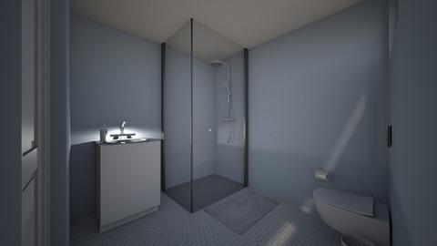 House_Design_2 Bathroom_2 - Modern - by CarlockE