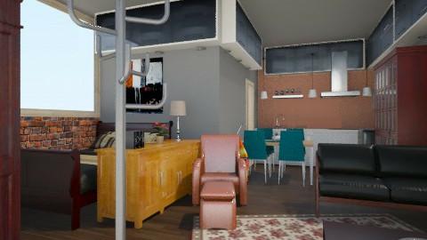 Small apartment - by burgerbunnacho