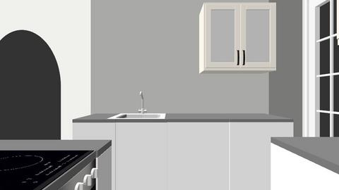 Kitchen ReDesign - by AJParry92