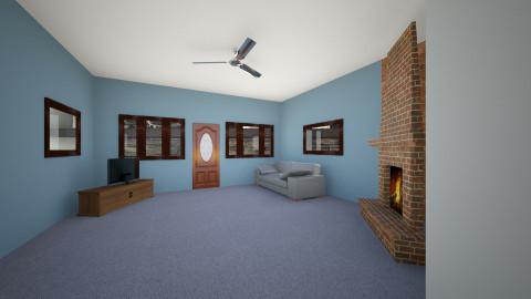 Lroom remodel - Living room - by WendyMaxwell