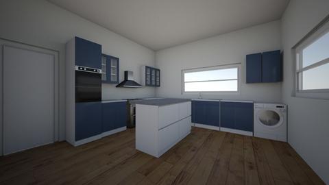 Teiman Hill View - Kitchen  - by Van Rebeck