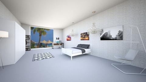 bedroom - Bedroom  - by Telah C