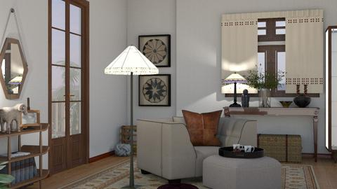 FLOOR lamp - Living room  - by nat mi
