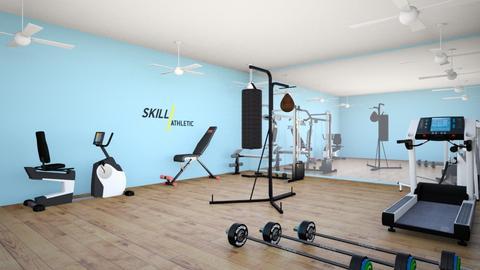 gymnasium - Modern - by sonakshirawat175