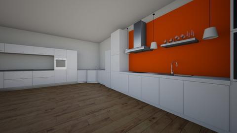dream kitchen - Kitchen  - by rhod365