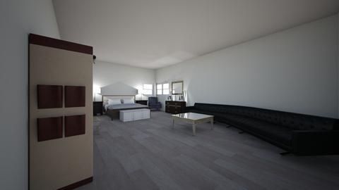 Nice cute bedroom - Bedroom - by thephilosophicaljew