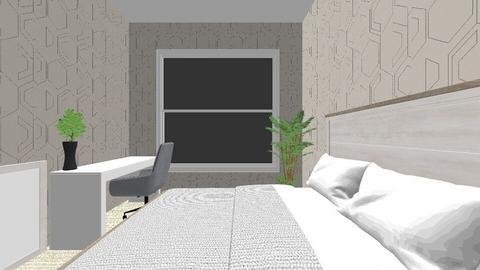 White - Bedroom - by RAMYAljrewihksgfdag