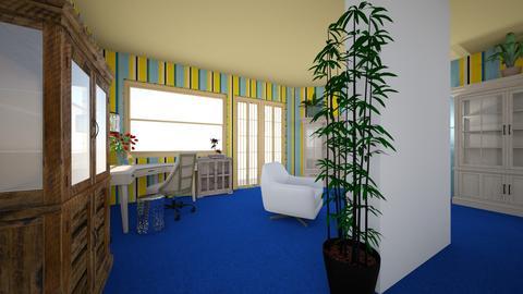 room1f - Office - by decobiz