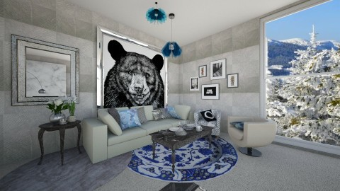 bdndqwd - Living room - by sosna