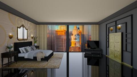Sr Jang Chui - Glamour - Bedroom  - by deleted_1574768015_Elenn