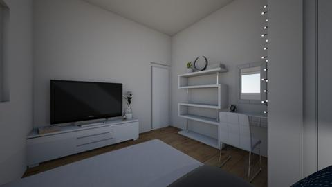My New Bedroom - Bedroom - by UrbanDesigns