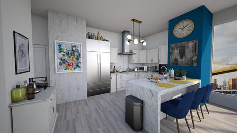 Apartment Kitchen - Kitchen - by Rin12106