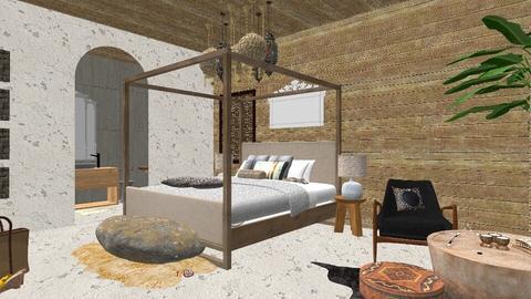 Hotel Room 2 - Bathroom  - by nitapearsonnz