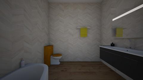 first loft - Bathroom - by malory04