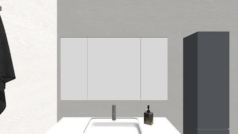 sarahs badezimmer - Modern - Bathroom  - by sarah07cool